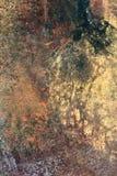 текстура металла ржавая Стоковое Фото