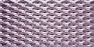 Текстура металла Chequer Стоковые Изображения RF