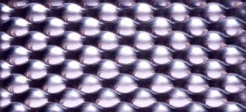 Текстура металла Chequer Стоковые Изображения