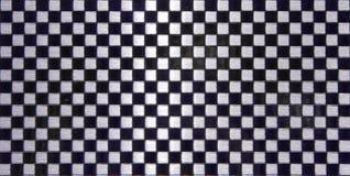 Текстура металла Chequer Стоковая Фотография RF