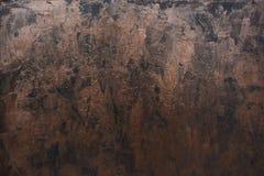 Текстура металла Grunge медная стоковые фотографии rf