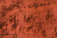 Текстура металла Grunge Поцарапанная ржавая предпосылка металла Стоковые Фото