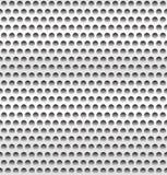 Текстура металла, картина Плавно repeatable - загоренная мета иллюстрация штока