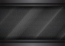 текстура металла сетки предпосылок стоковые изображения rf