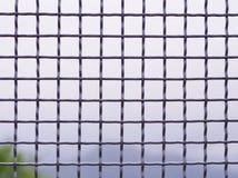 текстура металла сетки предпосылок Стоковые Фотографии RF