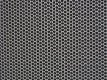Текстура металла хрома Стоковые Изображения RF