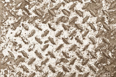 текстура металла grunge ржавая Стоковая Фотография