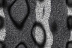Текстура меха безшовная Стоковые Фотографии RF