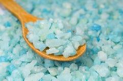 текстура моря соли Стоковое Фото