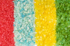 текстура моря соли Стоковые Изображения RF
