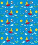 текстура моря Стоковая Фотография