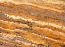 Текстура мрамора желтого цвета стоковые фото