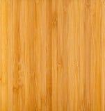 Текстура настила бамбука слоистая Стоковое Фото