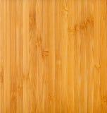 Текстура настила бамбука слоистая Стоковые Фотографии RF
