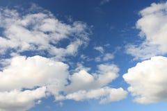 текстура неба Стоковые Фотографии RF