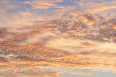 Текстура неба Стоковые Фото