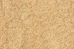 Текстура неочищенных рисов Стоковое фото RF