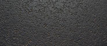 Текстура нового асфальта Стоковая Фотография RF