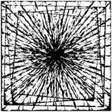 Текстура обрамляет Grunge Стоковые Изображения