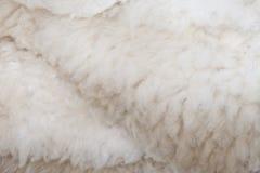 Текстура овчины Стоковые Фото