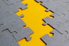 текстура озадачивает серое на желтой предпосылке иллюстрация штока