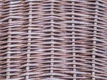 Текстура лозы/ротанга стоковые изображения