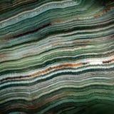 Текстура оникса зеленого цвета драгоценной камня Стоковое Фото