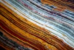Текстура оникса камня самоцвета и Стоковое Фото