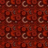 текстура орнамента безшовная Стоковые Изображения