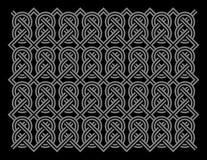 Текстура орнамента плетения Стоковое Изображение