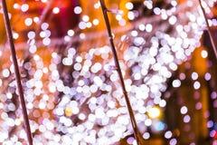 Текстура освещения Стоковая Фотография
