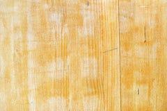 Текстура доски твёрдой древесины покрашенная с акрилом Стоковые Изображения
