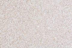 Текстура от белого песка Стоковые Фотографии RF