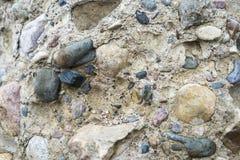 Текстура от большого камня Стоковые Изображения