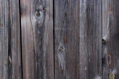 Текстура от темных деревянных доск Стоковая Фотография RF