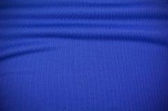 Текстура одежды рубашки jersey спорта Стоковые Фото
