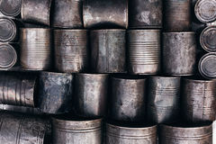 Текстура олов металла стоковые фото