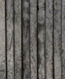 Текстура пакостного в форме волн стального листа Стоковое Фото