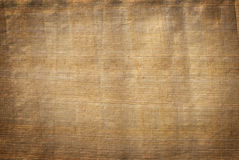 Текстура папируса бумажная Стоковые Фото