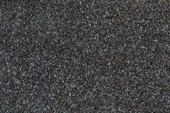 Текстура пены полиуретана конца-вверх черная Пирофакелы фильма радуги Абстрактная черная клетчатая предпосылка Стоковая Фотография RF