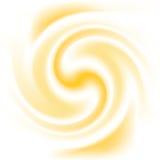 Текстура персика и молока cream Стоковая Фотография
