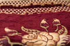 Текстура персидского ковра, абстрактный орнамент Стоковое Изображение