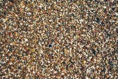 Текстура песка или камешка безшовная текстура Стоковые Фотографии RF