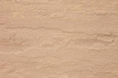 Текстура песка каменная Стоковая Фотография