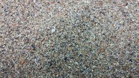 Текстура песка - покрашенный пляж Стоковые Фото