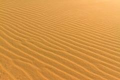 текстура песка предпосылки Стоковые Изображения