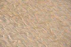 текстура песка предпосылок идеально Предпосылка песка Стоковые Фотографии RF