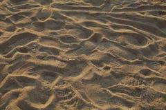 текстура песка предпосылок идеально Стоковое Изображение