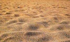текстура песка предпосылок идеально Стоковые Изображения