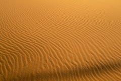 Текстура песка пустыни Сахары стоковые изображения rf